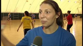 Збірна України готується до матчів роти Іспанії