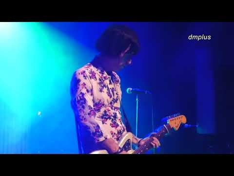 "Johnny Marr ""How soon is now"" Stockholm 18/5/2018"