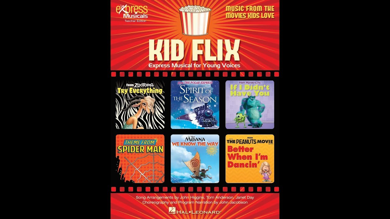 Movie Musicals Kids Will Love