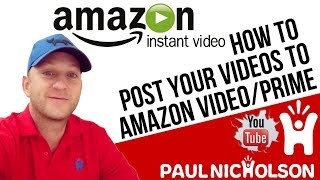 How To Share Your Videos On Amazon Direct Video - Get Your Videos On A