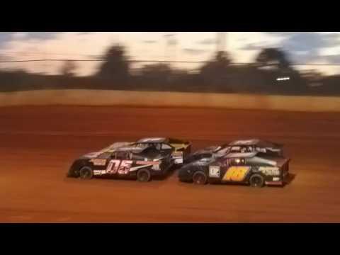 Stock 4 Heat 1 6/18/16 Cherokee Speedway