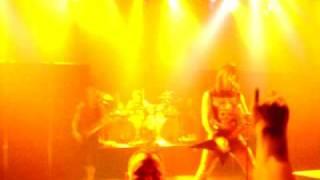 Bullet for my valentine - Spit you out  live göteborg lisebergshallen 2008 sweden [ full song ] 7/12