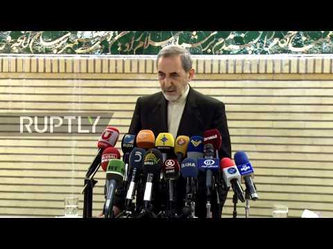 Iran: 'We stand with Syria' - Supreme Leader Khamenei's adviser