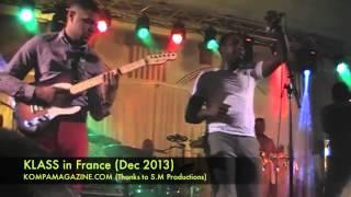 KLASS in France highlights (Dec 2013) on Kompamagazine.com!