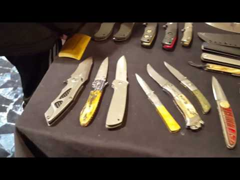Helsinki knife show 2017