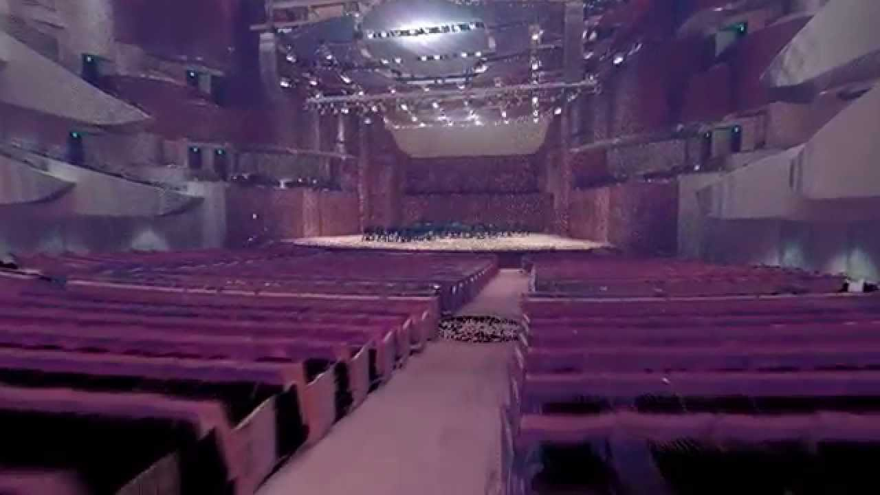 3d scan data of meyerhoff symphony hall in baltimore md On meyerhoff mobel