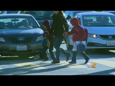 Many Los Angeles Elementary Schools Surrounded By Dangerous Streets