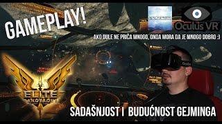 Elite dangerous  - Oculus Rift [PCAXE.COM]