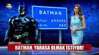 Haber 7 Batman Yarasa Olmak istiyor - Haberler - Haber Son Dakika
