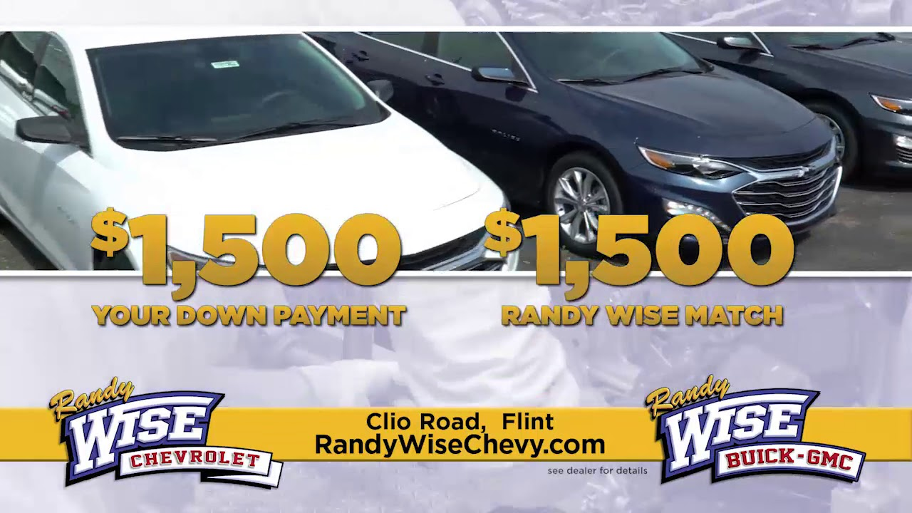 Randy Wise Chevrolet | A Grand Blanc, Clio, & Burton ... | randy wise chevrolet flint mi