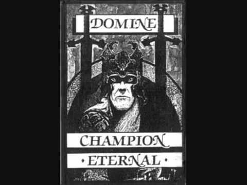 Domine - Doomed lord dreaming /Stormbringer the black sword (demo)