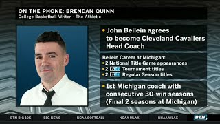 Why Did John Beilein Take the Cavaliers Job? | Michigan | B1G Basketball