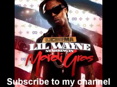 Lil Wayne - Mardi Gras - Nothing can stop me (MixTape)