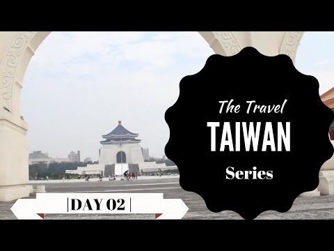 Da'an Forest Park, Yongkang Street, & Kai-Shek Memorial Hall (✈️Travel 🇹🇼Taiwan Series Day 2)