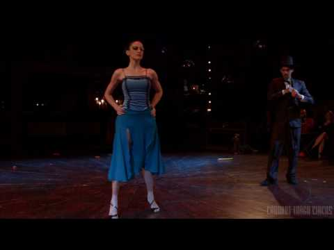Tango Unione au Cabaret Tango Circus : Disparais moi / Extrait