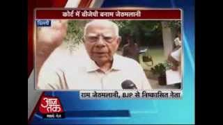 Exclusive Interview: Ram Jethmalani moves Delhi HC against his expulsion from BJP