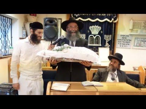 הרב יהוידע גדסי שליט''א בדברי חיזוק ואמונה  לקראת ראש השנה ומצוות פדיון הבן
