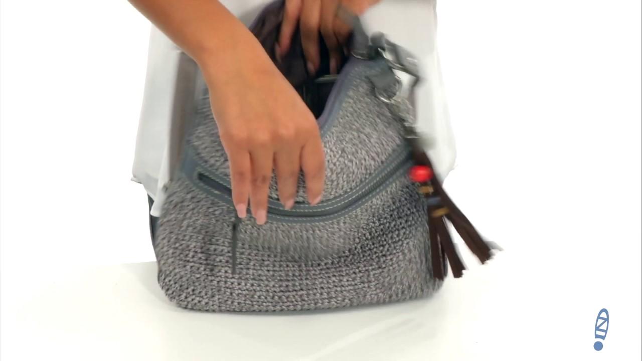 The Sak Lucia Crochet Crossbody SKU 8936435 - YouTube e110d83a1687f