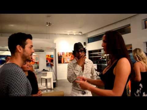 CUBA IS CALLING Nicola Siso At Gallery 88 Anthony Liggins Studios
