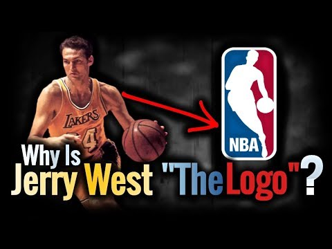 Why Is Jerry West The Logo
