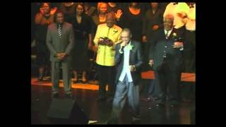 Bishop Walter Hawkins (Rare Performance)  - Thank You Lord