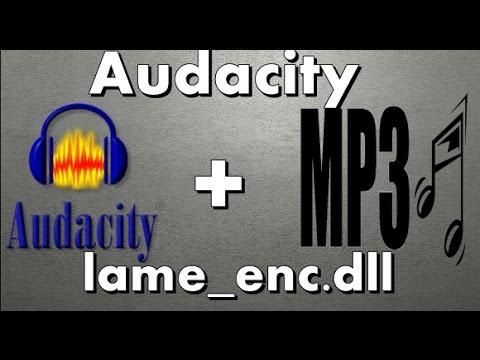Audacity - Como instalar o Lame_enc.dll (Como Salvar em MP3)