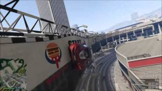 Gambar cover GTA V Gameplay# Burgershot Wall | stuntrace | T20 |