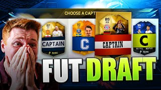FIFA 16 - SPECIAL CAPTAIN CARDS IN FUT DRAFT DUEL!!!