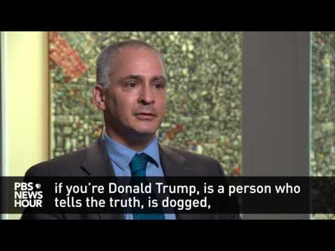 Benjamin Wittes on why he thinks President Trump fired James Comey