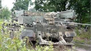 BAT, T-55 T, BMP-1 im Einsatz, Großenhain 2012, Panzer