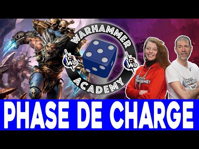 Débuter Warhammer 40000  - EP07 -  La phase de charge