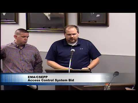 Madison County Fiscal Court 08-27-2019
