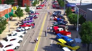 Download Video 2018 Mainstreet Memories Car Show - Downtown Port Huron, Michigan 7-28-2018 MP3 3GP MP4