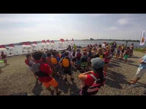 O'pen Bic Intergalactic Regatta 2015