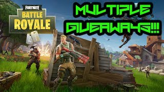 FORTNITE ANYONE?: GIVEAWAYS & 24 HOUR FAR CRY 5 STREAM @ MIDNIGHT!!!
