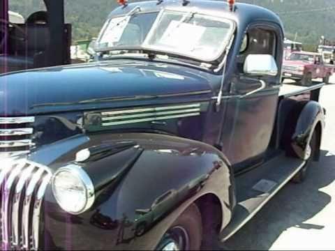 1942 Chevy Pickup Truck Youtube