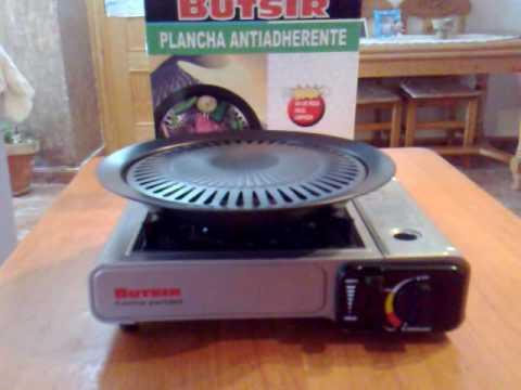 Plancha antiadherente para cocinas port tiles tipo ms 1000 - Plancha de cocina para empotrar ...