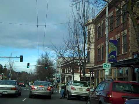 Columbia City Neighborhood of Seattle by Rebecca Carlson