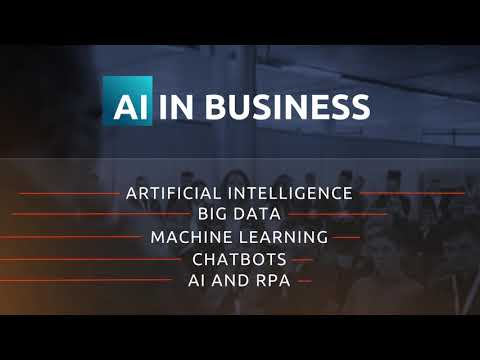 AI Conference 2018 in Moscow