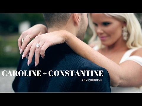 Powerful - Caroline and Constantine   Engagement Film