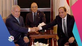 بتوقيت مصر | تمديد حكم السيسي .. ترحيب إسرائيلي