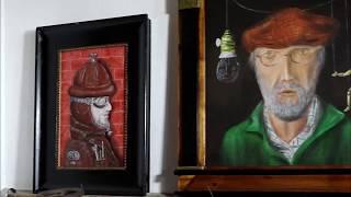 Kulturpreis 2017 für Bildende Kunst an Maler Walter Wanninger