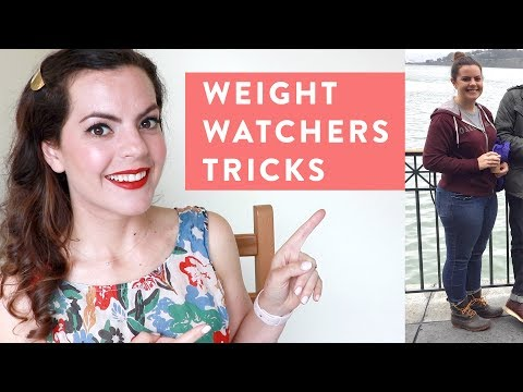 5 Weird Weight Watchers Tricks + Tips | How I Lost 40 Pounds and Have Been Maintaining It