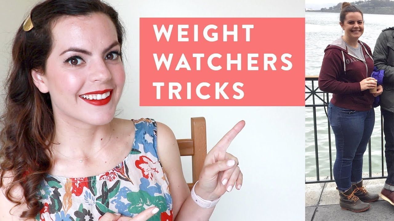 5 Weird Weight Watchers Tricks Tips How I Lost 40 Pounds And Have Been Maintaining It Youtube