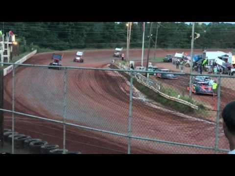 Carolina Racesaver Series at Sumter Speedway 5/20/17