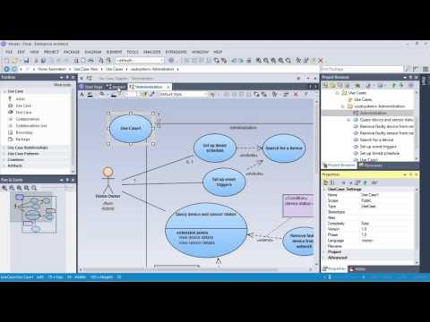 UML Fundamentals Tutorial | Introduction To The Modeling Software
