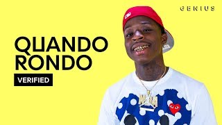 Quando Rondo Kiccin Shit Official Lyrics Meaning Verified