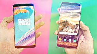 OnePlus 5T vs Samsung Galaxy S8 - Which Should You Buy?