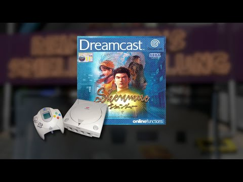 Gameplay : Shenmue [Dreamcast]
