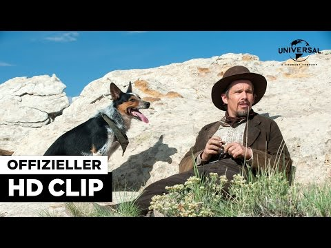 In a Valley of Violence - Clip HD deutsch / german